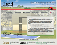Land - RealEstate - Project Cuprins