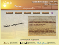 Oasis - RealEstate - Project Cuprins